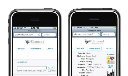 Mobile Web Search